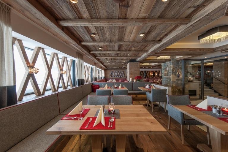 Blick auf moderne Lounge